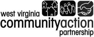WVCAP Logo BW | West Virginia Community Action Partnership (WVCAP) | One Creative Place, Charleston, WV 25311 | Phone: +1 (304) 347-2277 | https://wvcap.org/