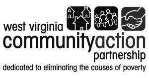 WVCAP Logo Tagline BW | West Virginia Community Action Partnership (WVCAP) | One Creative Place, Charleston, WV 25311 | Phone: +1 (304) 347-2277 | https://wvcap.org/